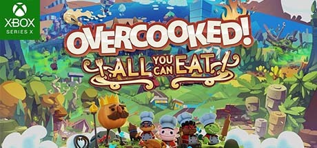 Overcooked All you can eat Xbox Series X Code kaufen