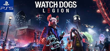Watch Dogs Legion PS5 Code kaufen