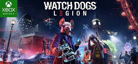Watch Dogs Legion Xbox Series X Code kaufen