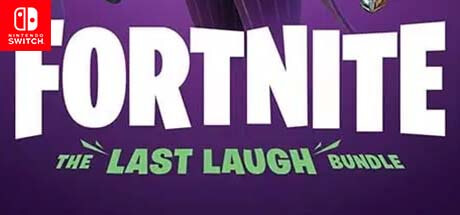 Fortnite Last Laugh Bundle Nintendo Switch Code kaufen