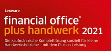 Lexware Financial Office plus 2021 Key kaufen