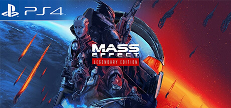Mass Effect Legendary Edition PS4 Code kaufen