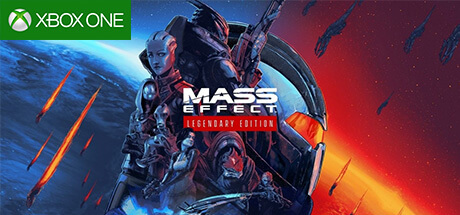 Mass Effect Legendary Edition Xbox One Code kaufen