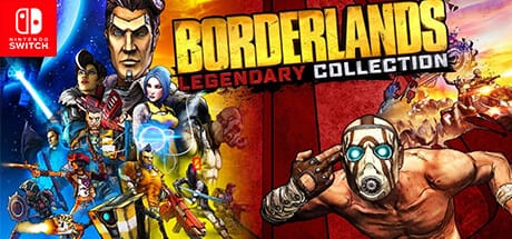 Borderlands Legendary Collection Nintendo Switch Code kaufen