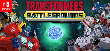 Transformers Battlegrounds Nintendo Switch Code kaufen