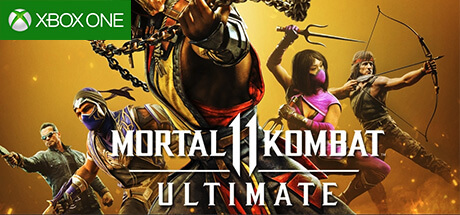 Mortal Kombat 11 Ultimate Xbox One Code kaufen