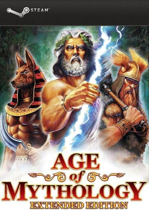 Age of Mythology Extended Edition Key kaufen für Steam Download