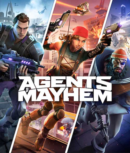 Agents of Mayhem Key kaufen für Steam