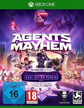 Agents of Mayhem Xbox One Download Code kaufen