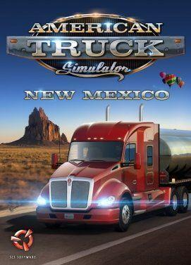 American Truck Simulator - New Mexico DLC Key kaufen für Steam Download