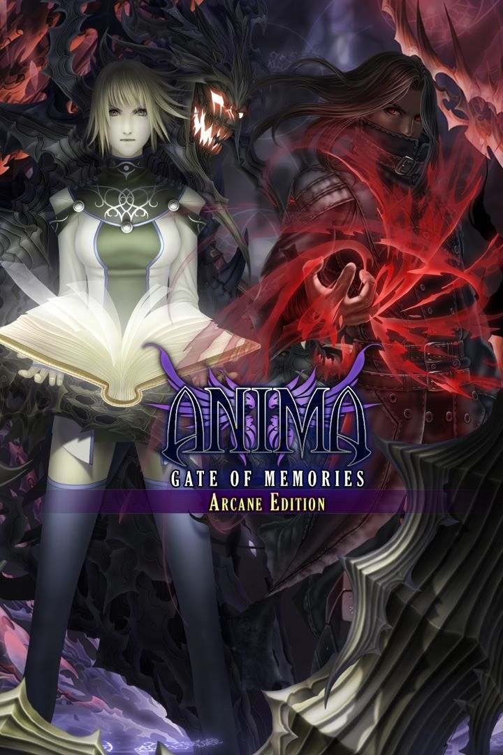 Anima Gate of Memories Arcane Edition Nintendo Switch Download Code kaufen