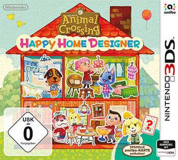Animal Crossing - Happy Home Designer kaufen für Nintendo 3DS