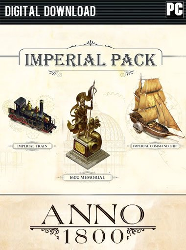 Anno 1800 Imperial Pack Key kaufen