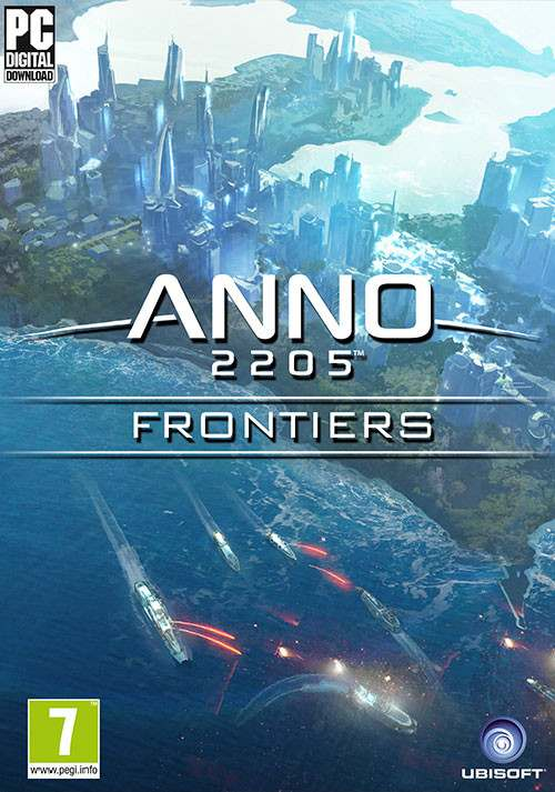 Anno 2205 - Frontiers DLC Key kaufen für UPlay Download