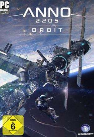 Anno 2205 - Orbit DLC Key kaufen für UPlay Download