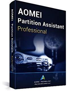 AOMEI Partition Assistant Professional Download Code kaufen
