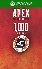 Apex Legends 1000 Coins Xbox One kaufen