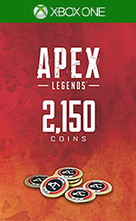 Apex Legends 2150 Coins Xbox One kaufen