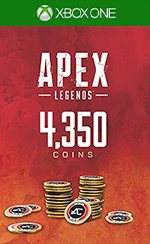 Apex Legends 4350 Coins Xbox One kaufen