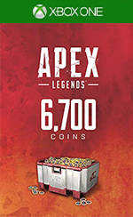 Apex Legends 6700 Coins Xbox One kaufen