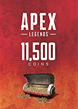 Apex Legends Coins kaufen - 11500 Apexcoins