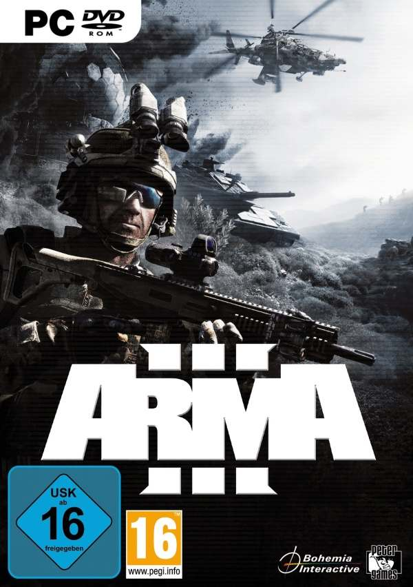 Arma 3 Extended Edition Key kaufen für Steam Download