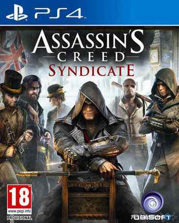 Assassin's Creed Syndicate PS4 Download Code kaufen