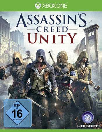 Assassins Creed Unity Xbox One Download Code kaufen