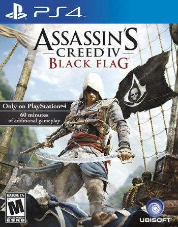 Assassins Creed 4 Black Flag PS4 Download Code kaufen