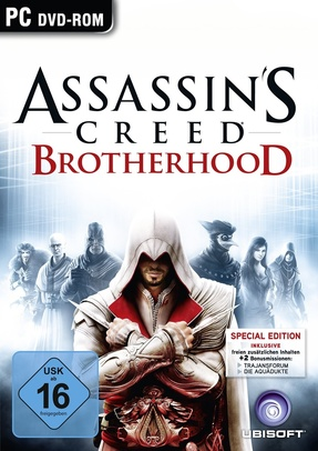 Assassins Creed Brotherhood Key kaufen
