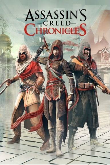 Assassins Creed Chronicles Trilogy Key kaufen