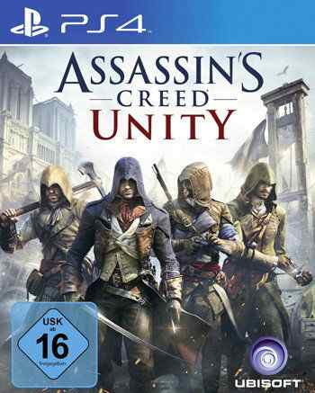 Assassins Creed Unity PS4 Download Code kaufen