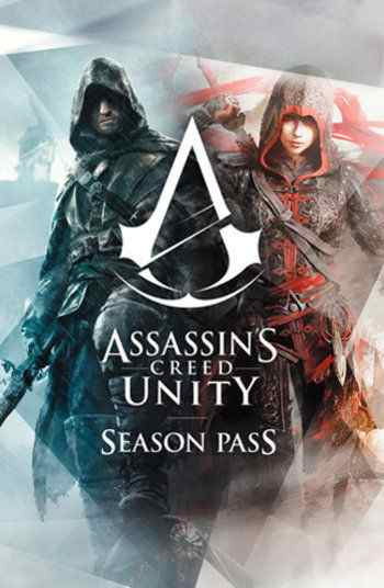 Assassins Creed Unity Season Pass Key kaufen für UPlay Download