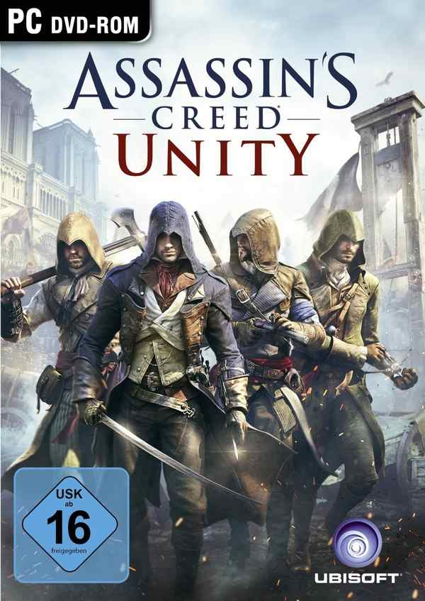Assassin's Creed Unity Special Edition Key kaufen für UPlay Download