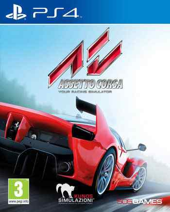 Assetto Corsa PS4 Download Code kaufen