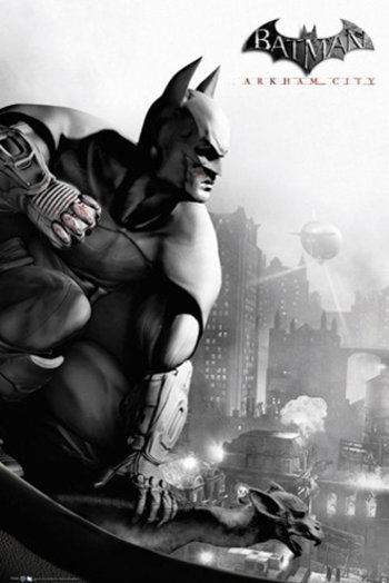 Batman Arkham City Key kaufen (GOTY Edition)