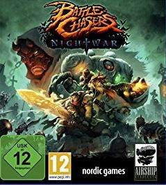 Battle Chasers Nightwar Key kaufen
