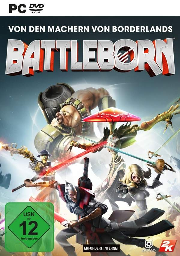 Battleborn Day One Edition Key kaufen für Steam Download