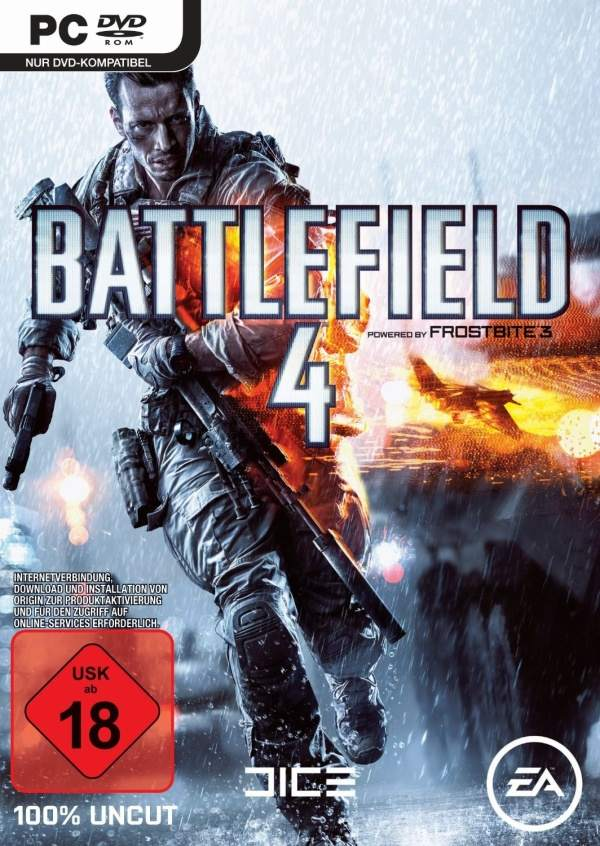 Battlefield 4 Limited Edition Key kaufen für EA Origin Download