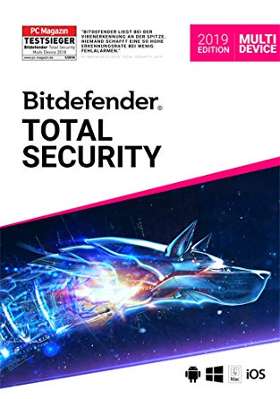 Bitdefender Total Security 2019 Code kaufen