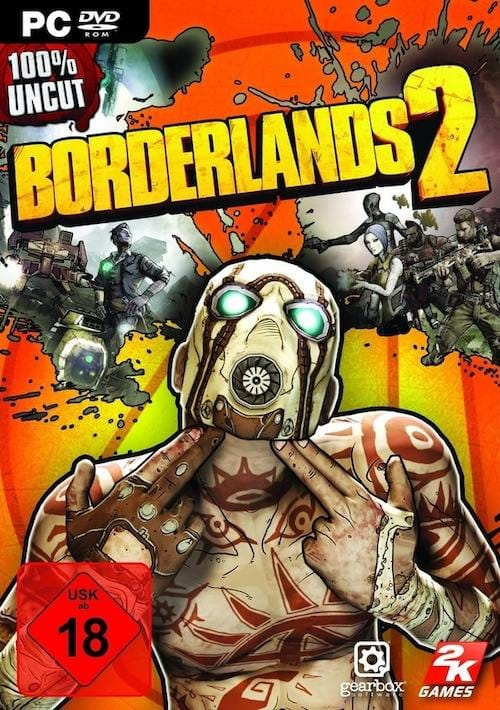 Borderlands 2 Ultimativer Kammerjäger Upgrade Pack 2 DLC Key kaufen für Steam Download