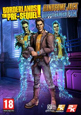 Borderlands The Pre-Sequel - Handsome Jack Doppelgänger Pack DLC Key kaufen für Steam Download