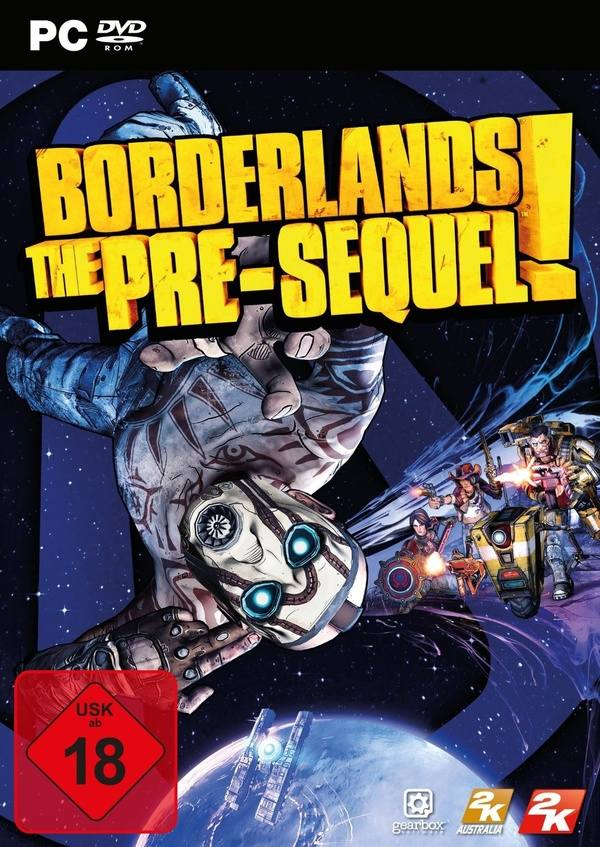 Borderlands The Pre-Sequel & Season Pass Key kaufen für Steam Download
