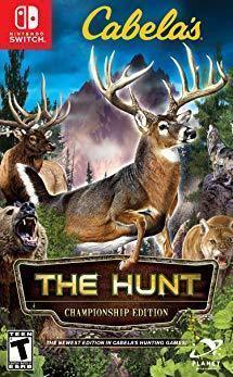 Cabela's The Hunt - Championship Edition Nintendo Switch Download Code kaufen