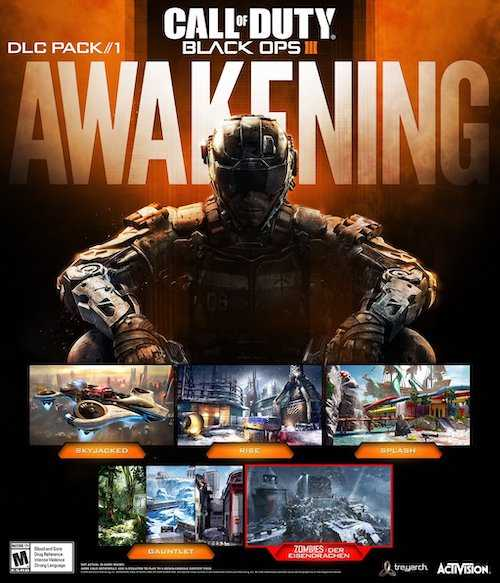 Call of Duty Black Ops 3 - Awakening DLC Key kaufen für Steam Download