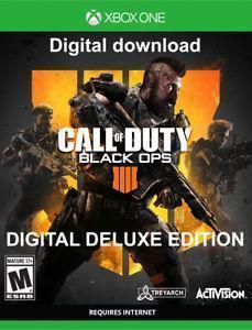 Call of Duty Black Ops 4 Digital Deluxe Edition Xbox One Download Code kaufen
