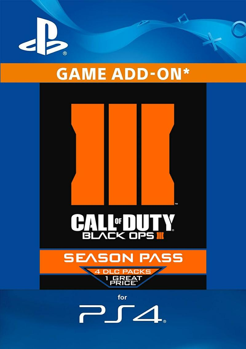 Call of Duty Black Ops 4 Season Pass PS4 Download Code kaufen