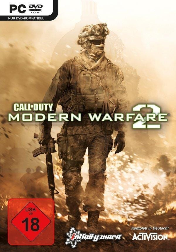 Call of Duty Modern Warfare 2 Stimulus Package Key kaufen für Steam Download