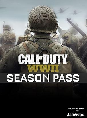 Call of Duty WW2 Season Pass Key kaufen