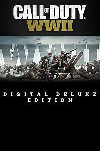 Call of Duty WWII Deluxe Edition Key kaufen